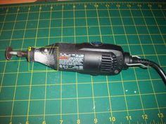 Get the Most out of your Dremel. This links to a good, basic tutorial (not a vi… Get the Most out of your Dremel. This links to a good, basic tutorial (not a video) on assembling, etc. Pin: 306 x 255 Dremel Bits, Dremel Drill, Dremel Rotary Tool, Dremel Router, Dremel Tool Projects, Dremel Ideas, Wood Projects, Best Random Orbital Sander, Dremel Wood Carving