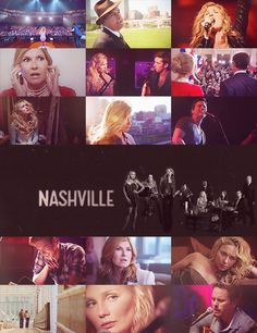 Nashville: My newest addiction