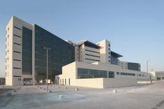 Hospital Campus de la Salud. Arquitectura y diseño