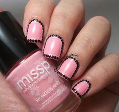 The Clockwise Nail Polish: Missp 18 Brave