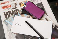How to Turn an Internship into a Career, Ford artists agent Jill Press {via TeenVogue.com}