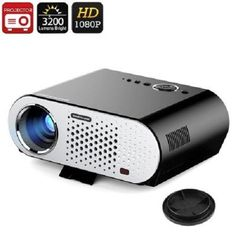 HD Projector ViviBright SimpleBeamer 1080p Home Theater Business Presentations