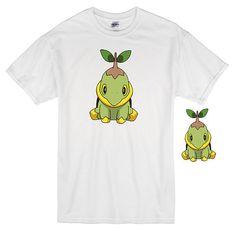 Turtwig Iron On Transfer,Turtwig Image, Pokemon Go, Pokemon Go Shirt,Pokemon T-Shirt,Pokemon Digital, Nintendo, Pokemon Tee, Turtwig Image by ICreateAndCollect on Etsy