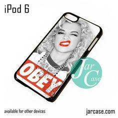 Rita Ora ObeyiPod Case For iPod 5 and iPod 6