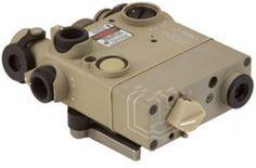 Burris AR-Dual Beam Aiming Green Laser w/ IR Pointer, Sand 300303