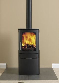 ACR Neo 1C Stove with Cupboard base | ACR Contemporary Stove