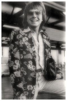 It's quite a jacket David
