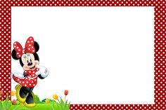 Montando minha festa: Kit digital grátis para imprimir Minnie Vermelha