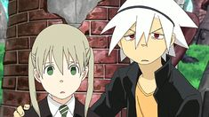 Soul Eater gif: Defining Maka and Soul's relationship in a few short seconds
