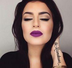 Lila lips