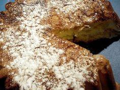 Recette de gâteau tôt-fait à l'eau de fleurs d'oranger - Un gâteau de mamie, un dessert facile qui a du goût et du sens.. Pour le goûter, en dessert avec une crème, c'est un petit plaisir rapide à cuisiner. Nutrition, Bread, Food, Balanced Meals, Cooking Food, Orange Blossom, Flowers, Creative Food, Easy Desert