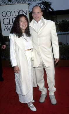 Celebrity Couples at the 1997 Golden Globe Awards | POPSUGAR Celebrity Photo 10