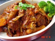 楽天レシピ: お肉がほろほろ♪チキンのトマト煮込み/チキンのトマト煮込み/作者:sweet*myu|作り方・料理レシピ