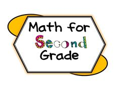 Math resources, blogs and ideas for Second Grade math. Enjoy this collaborative board with freebies and paid resources.