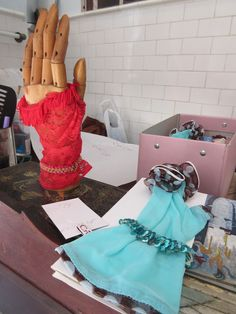 Madonna Would go Mad for the Lace Gloves at Cris-Cris in Old Havana (Habana Vieja), Cuba via FoodWaterShoes