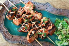 Red-Curry-Salmon-Kebabs