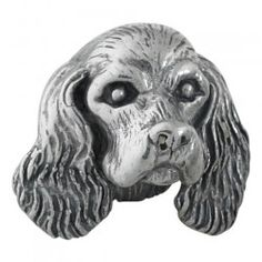 #CockerSpaniel -Bark Beads, $79.95, 925 Sterling Silver, Compatible with Trollbeads, Pandora, and Chamilia bracelets, Hand-crafted in the USA, Available at ANDREW GALLAGHER JEWELERS, Newark, DE 302-368-3380