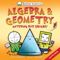 This book really brings geometry to life by introducing the concepts as charters in a story. Each character, or concept, has a story that teaches readers about that particular math concept. This text provides readers with easy explanations of new concepts and terms of geometry in a fun and simple way. Below Grade Level (Lexile: 940L,  Age Range: 11-16, Grade: 6th -10th)