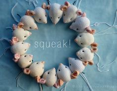 mousey pattern writing
