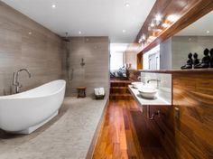 shower and bath