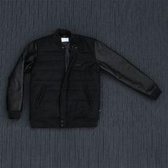 RICHES Varsity Jacket / Outerwear / HAZEL | QUALITY GOODS