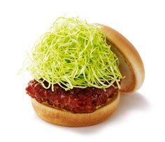 Katsu burger ロースカツバーガー