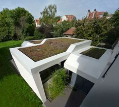 Volumetric Extension Focusing Transparency Away From Neighboring Houses
