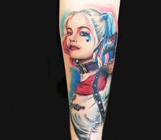 Harley Quinn Tattoo Ideas