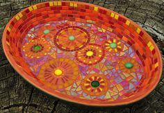 Mosaic Bowl | Flickr - Photo Sharing!
