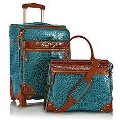 """Samantha Brown 21"""" Upright and Doctor's Tote"""