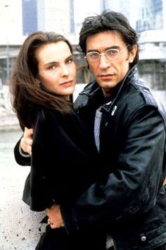 carole bouquet et richard berry - Carole Bouquet Mariage 1991