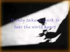Keane - My Shadow [with lyrics]
