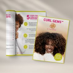 Curl Gems™️, our best curl care tips and techniques published just for you! What to expect? We created this eBook to give you all the deets on natural curl care. It's a gotta-have-it-now edition! We share what really matters and skip the rest! No more frizzing out and wondering what went wrong! Join our VIP list + grab your FREE copy while you can! Quantities are limited! Tap the link if you're ready to improve your curl care techniques! Natural Hair Care Tips, Curly Hair Tips, 4c Hair, Natural Hair Tips, Natural Curls, Curly Hair Styles, Natural Hair Styles, Easy To Do Hairstyles, Flat Twist Hairstyles