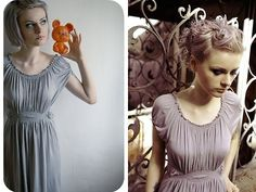 Fairytale dream - Julia.  Love the lavender hair.