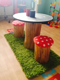 PLAYROOM: DR SEUSS INSPIRED   Grillo Designs