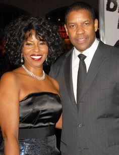 Denzel and Pauletta Washington Famous Celebrity Couples, Famous Couples, Black Love, Black Art, Denzel Washington, Hugh Jackman, Celebs, Celebrities, Fashion 2020