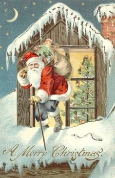 Johnson Brothers Victorian Christmas