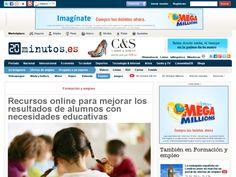 - Niños con autismo, síndrome de Down u otra discapacidad disponen de juegos y herramientas web para mejorar sus notas.