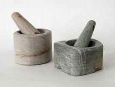 mortar pestle via I'm Revolting by Rah and Rah
