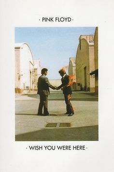 Pink Floyd - Wish You Were Here  Great cover by Hypnosis