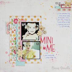 Mini Me - Cocoa Vani