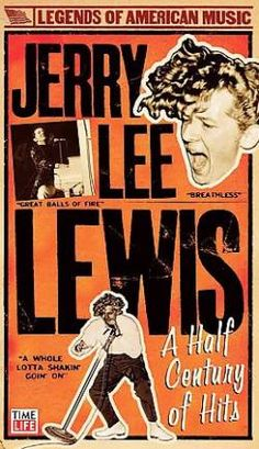 Jerry Lee Lewis : Half Century Of Hits
