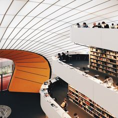 Gallery of Experience the Beauty of Libraries Around the World Through This Instagram Series - 20