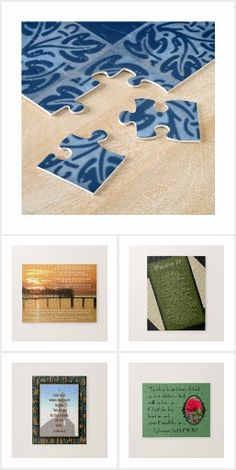 Bible Verse Puzzles: perfect for teaching timeless truths!