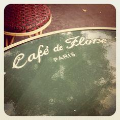some of the best chaud chocolat here- cafe de flore Saint Germain, Paris Landmarks, A Moveable Feast, The Desire Map, Parisian Cafe, Little Paris, I Love Paris, Paris Ville, French Chic