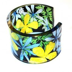 totally tropical 107's inspired cuff May 2012  £45