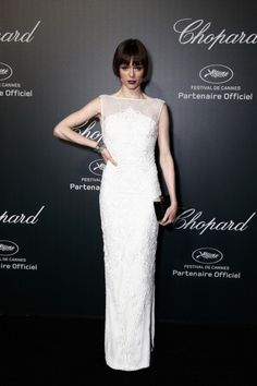 Fabulously Spotted: Coco Rocha Wearing Gabriela Cadena - Chopard Backstage Dinner & Afterparty  - http://www.becauseiamfabulous.com/2014/05/coco-rocha-wearing-gabriela-cadena-chopard-backstage-dinner-afterparty/