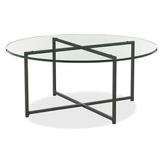 Room & Board - Classic 36r 16h Cocktail Table
