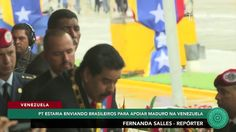 #FernandaSalles - PT estaria enviando militantes para a Venezuela