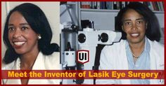 Patricia Era Bath is an American ophthalmologist, inventor, and academic who invented a laser device to remove cataracts.